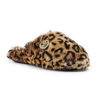 MICHAEL Michael Kors Jet Set Faux-Fur Slipper