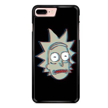 Rick And Morty - 3d Rick iPhone 7 Plus Case