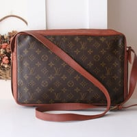 authentic louis vuitton bags monogram vintage shoulder handbag purse