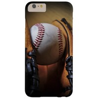 Case: Baseball Season Barely There iPhone 6 Plus Case