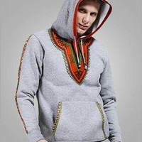 New Look Brand Clothing Dashiki for Men African Hoodies Sweatshirt Men African Clothes Men Long Sleeve Men Clothes BRW WYN225