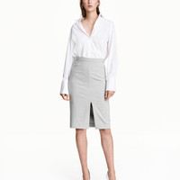 H&M Pencil Skirt $29.99