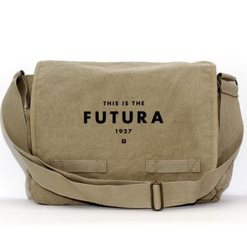Messenger: Futura Messenger Bag for Men & Women