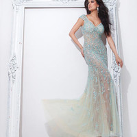 Pageant Dresses - Tony Bowls Collection 114C11 Tony Bowls Collection