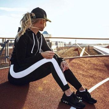 New Arriavl Fashion Casual Women's Exercise Workout Fitness Long Leggings Pants Clothes Hot Sale