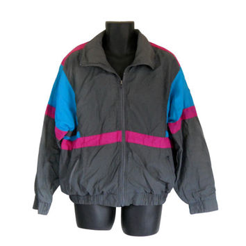 Shop Retro 80s Windbreaker on Wanelo