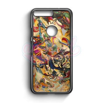 Kandinsky   Composition Vii Google Pixel Case | aneend.com