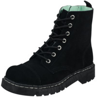 SUEDE ANARCHIC BOOTS - T2199