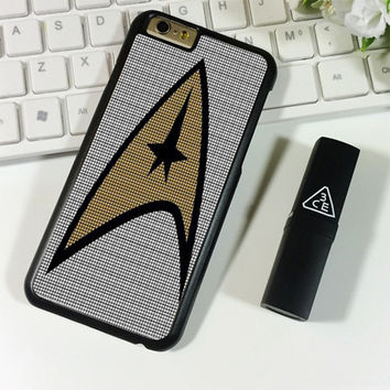Star Trek Logo Crochet Pattern iPhone 6 Plus | 6S Plus Case Planetscase.com