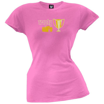 Trophy Wife Juniors T-Shirt