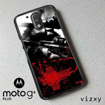 Boondock Saint Movies Series Z0346 Motorola Moto G4 | G4 Plus Case