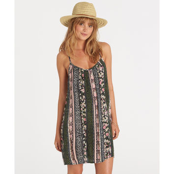 Billabong Women's Shining Sun Dress | Multi