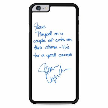 Tom Petty And The Heartbreakers Signature iPhone 6 Plus / 6s Plus Case