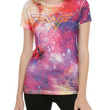 DC Comics Wonder Woman Galaxy Girls T-Shirt