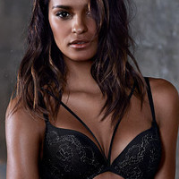 Limited Edition Lace Strappy Push-Up Bra - Very Sexy - Victoria's Secret