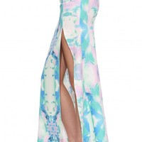 Beautiful Monster Maxi Skirt