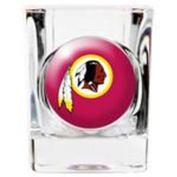 Personalized NFL Shot Glass - Redskins