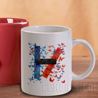 Twenty One Pilots Butterfly 282 Mug and Cup / Custom Mug / Custom Cup