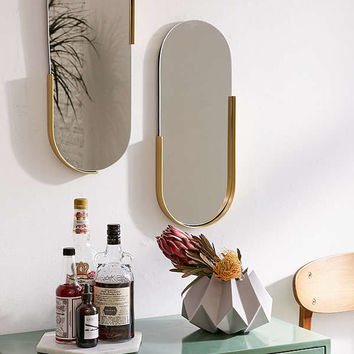 Pill Mirror Set | Urban Outfitters