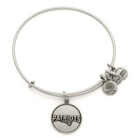 New England Patriots Logo Charm Bangle
