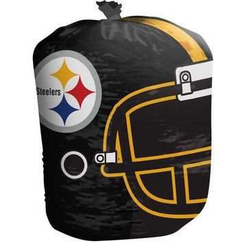 Pittsburgh Steelers Stuff A Helmet Leaf/Lawn Bag