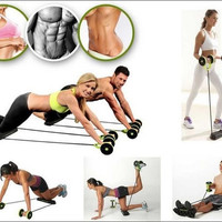 Whole Body Fitness Gym Revoflex Xtreme Abs Trainer Thigh Leg Arm Abdominal Exercise = 1704208900