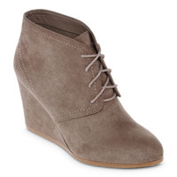 jcpenney | Arizona Lacie Womens Wedge Booties