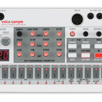 DJ TechTools - Korg Volca Sample