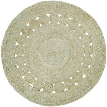 Surya Floor Coverings - SDZ1006 Sundaze 8' Round Area Rug