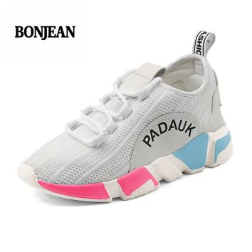 Brand Tenis Feminino 2018 Autumn Women Tennis Shoes Breathable Sport Shoes Women Stability Sneakers Athletic Shoes Ultra Fitness