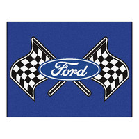 Ford Racing  All-Star Floor Mat (34x45)