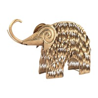 Gold Wooly Mammoth Gold
