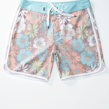 Lost Love Bomb Boardshorts - Mens Board Shorts - Blue