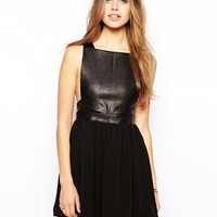 Supertrash Decible Pinafore Dress