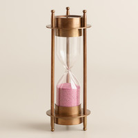 Sand Timer with Compass - World Market