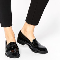 New Look Wide Fit Leicester Chunky Loafer Flat Shoes