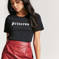 Princess Graphic Tee