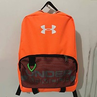Under Armour Men's and Women's Fashion Sports Travel Computer Outdoor Bag F0651-1 Orange