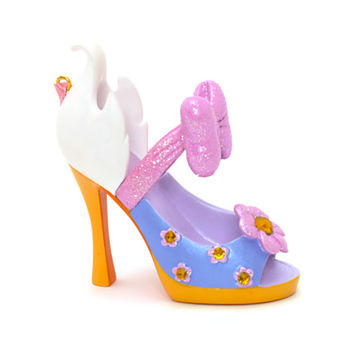 Disney Daisy Duck Miniature Decorative Shoe | Disney Store