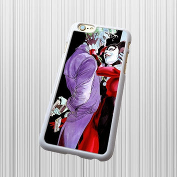 The Joker Harley Quinn Batman-- iPhone 6 6 Plus case,iPod Touch 4 5 case,iPhone 4 4s case,iPhone 5 5s 5c case,Samsung Galaxy S3 S4 S5 S6 S6 Edge  case,Samsung Galaxy Note 2 3 4 case SKT494