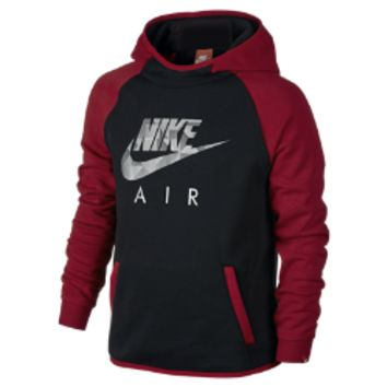 Nike French Terry Flash Pullover Boys' Hoodie