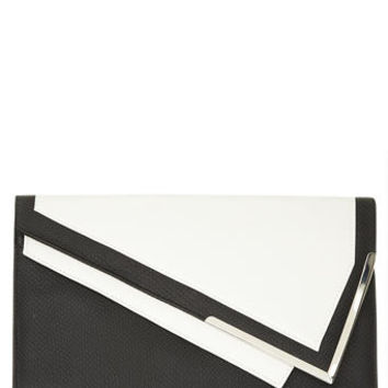 Blue asymmetric clutch
