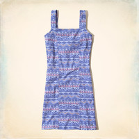 El Porto Beach Knit Bodycon Dress