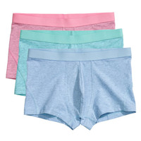 3-pack Boxer Shorts - from H&M