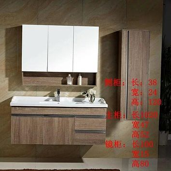 2016 modern design bathroom vanity cabinets