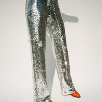 Creatures of Comfort - Silver Ubu Pants | BONA DRAG