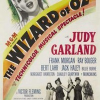 Wizard Of Oz Movie Poster Standup 4inx6in