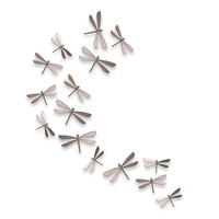 Umbra Dragonfly Wall Decor (Purple)