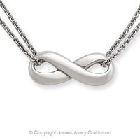 Infinity Necklace from James Avery