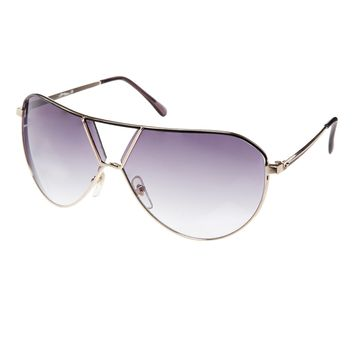 Jeepers Peepers Aviator Sunglasses - Gold